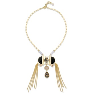 Swing Of Things Statement Necklace
