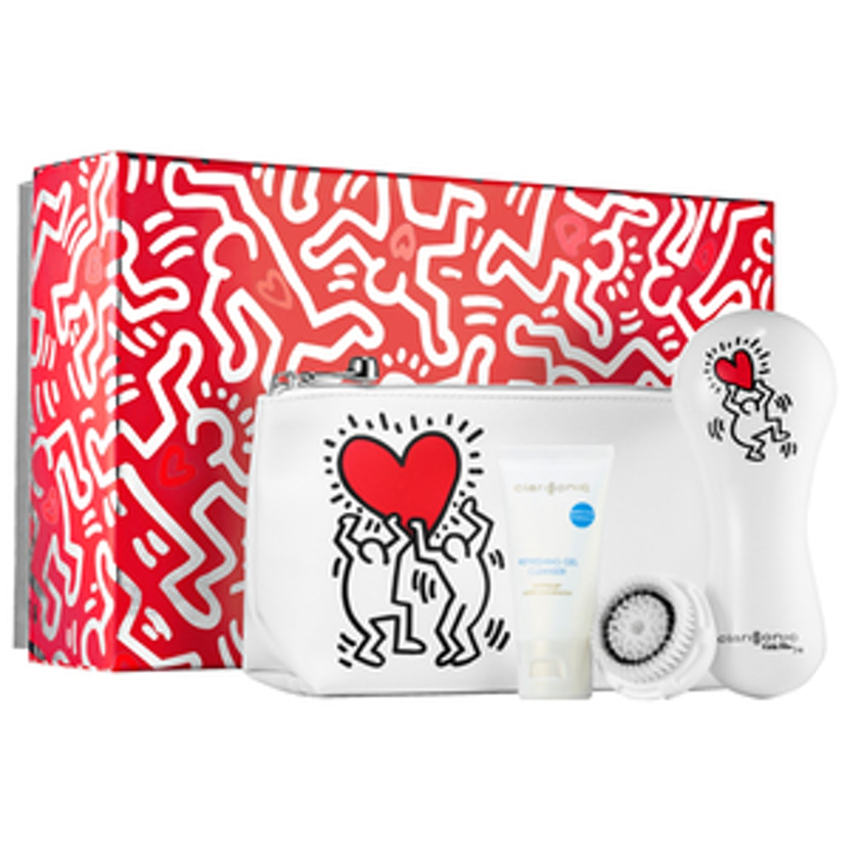 """Mia 2 Keith Haring """"Love"""" Skin Cleansing System"""
