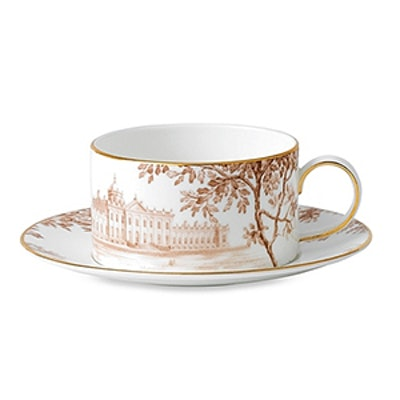 Wedgewood Countryside Teacup & Saucer