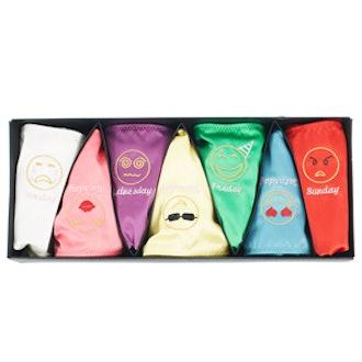 Emojis Panty Set