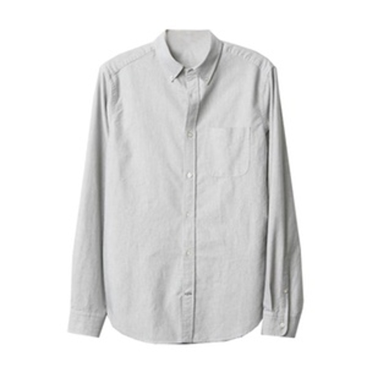 Heathered Oxford Shirt