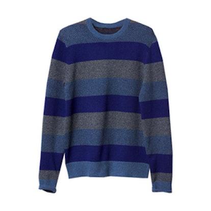 Herringbone Stripe Sweater