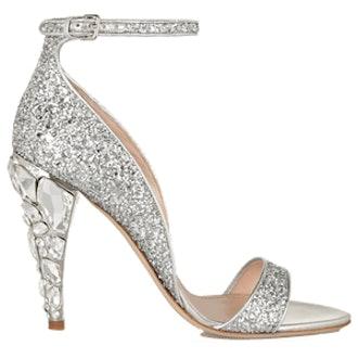 Swarovski Crystal Embellished Sandal