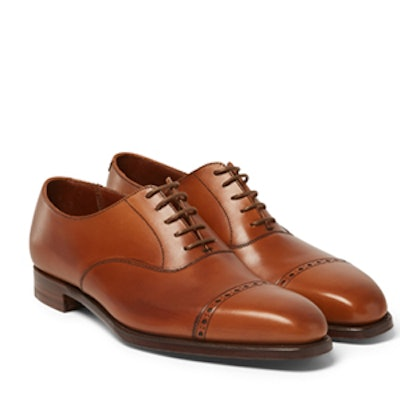 Charles Leather Oxford Shoes
