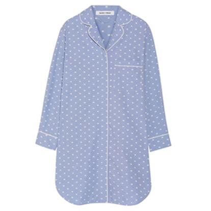 Poppy Cotton Nightshirt