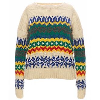 Ivory Heritage Sweater