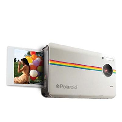 Instant-Print Camera