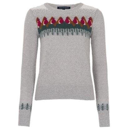 Rupert Robin Knit Sweater