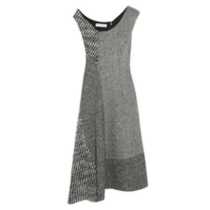 Jackie Asymmetric Paneled Dress