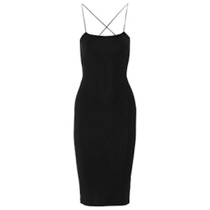 Stretch-Modal Jersey Dress