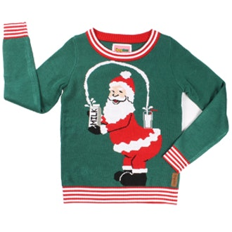 Santa Break The Internet Sweater