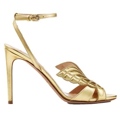 Angelicouture Metallic Leather Stilettos