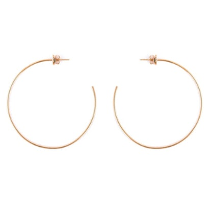 'Asteria' Hoop Earrings