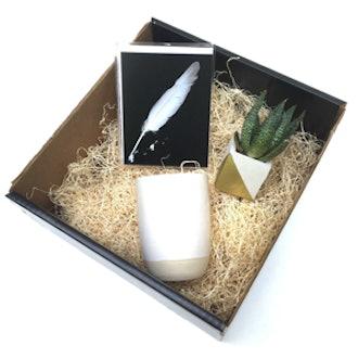 Small Modern Gift Box