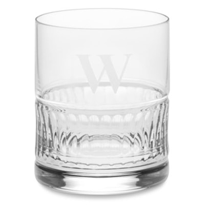 Set of 4 Astoria Monogram Glasses