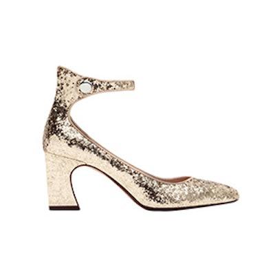Glitter High Heel