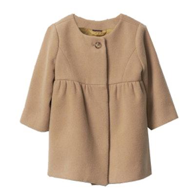 Princess Seam Dressy Coat