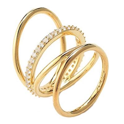 Mondrian Ring