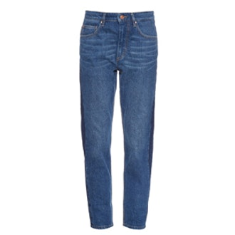 Davan Low-Rise Straight-Leg Jeans