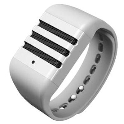 Audio Recording Wristband
