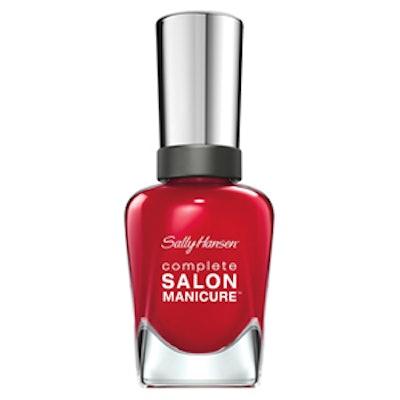 Sally Hansen Red My Lips Nail Polish