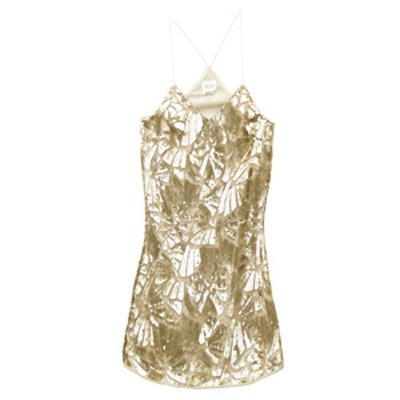 Talia Sequin Dress