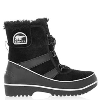 Tivoli II Waterproof Suede And Leather Boots