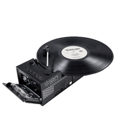USB Turntable & Casette Player