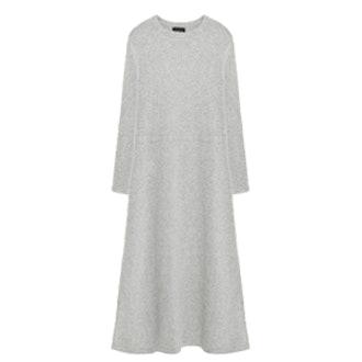 Long Minimal Dress