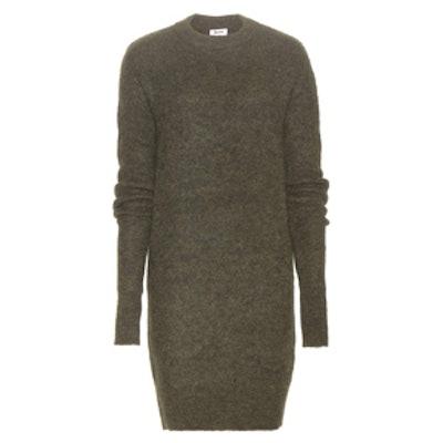 Visa Mohair-Blend Sweater Dress