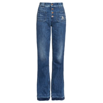 Jane High Rise Flare Jeans