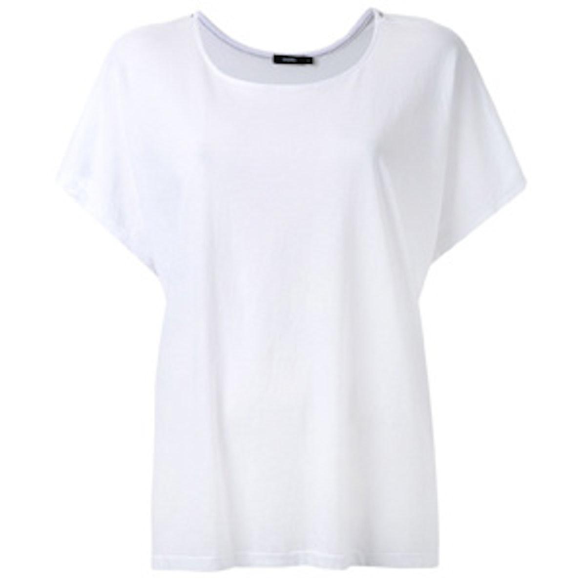 Scoop-Neck T Shirt