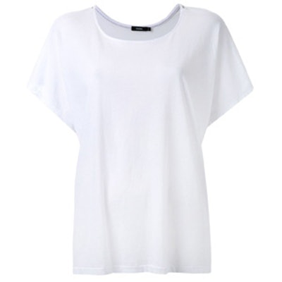 Scoop-Neck T Shirt