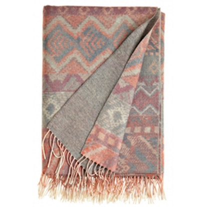 Wall Cashmere Throw