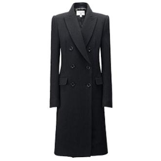 Carine Wool Chester Coat