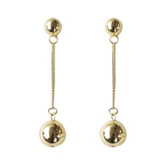 Nelle Ball Earrings
