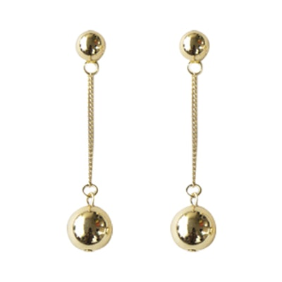 Nelle Ball Earrings