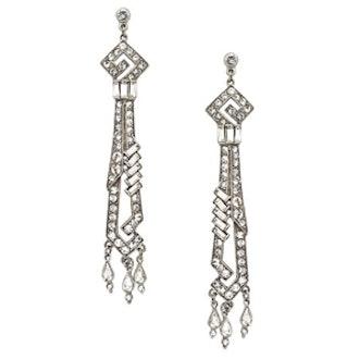 Linear Deco Earrings