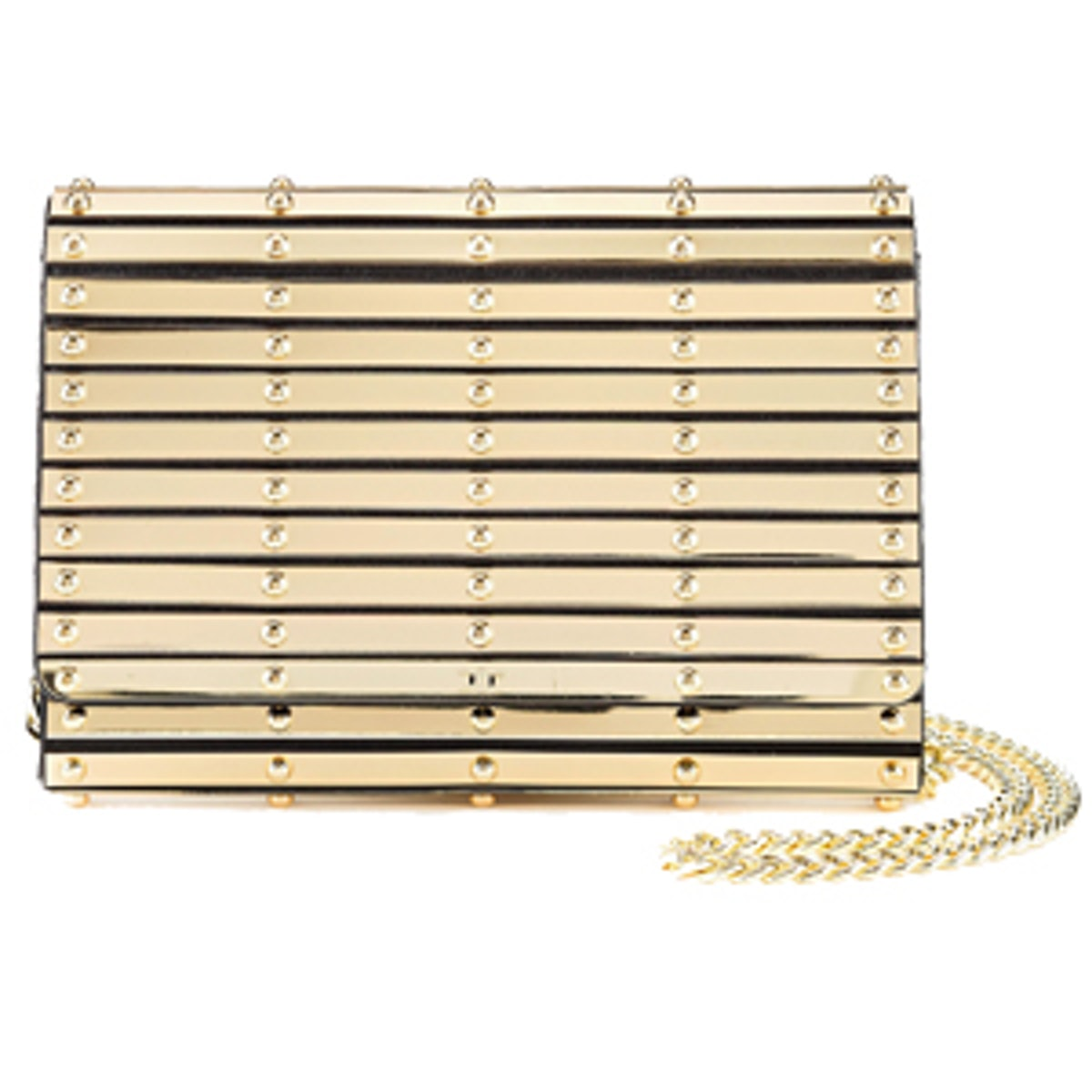Clutch Bag With Plates