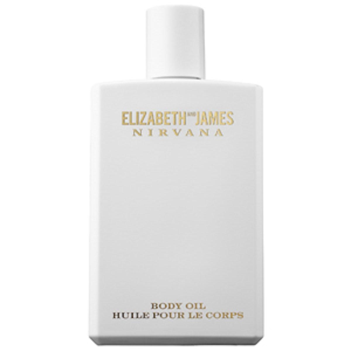 Nirvana White Body Oil