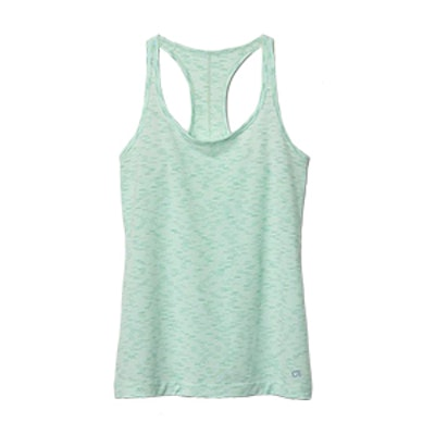 GapFit Breathe Spacedye Racerback Tank