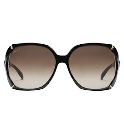 Large Rectangle Frame Sunglasses