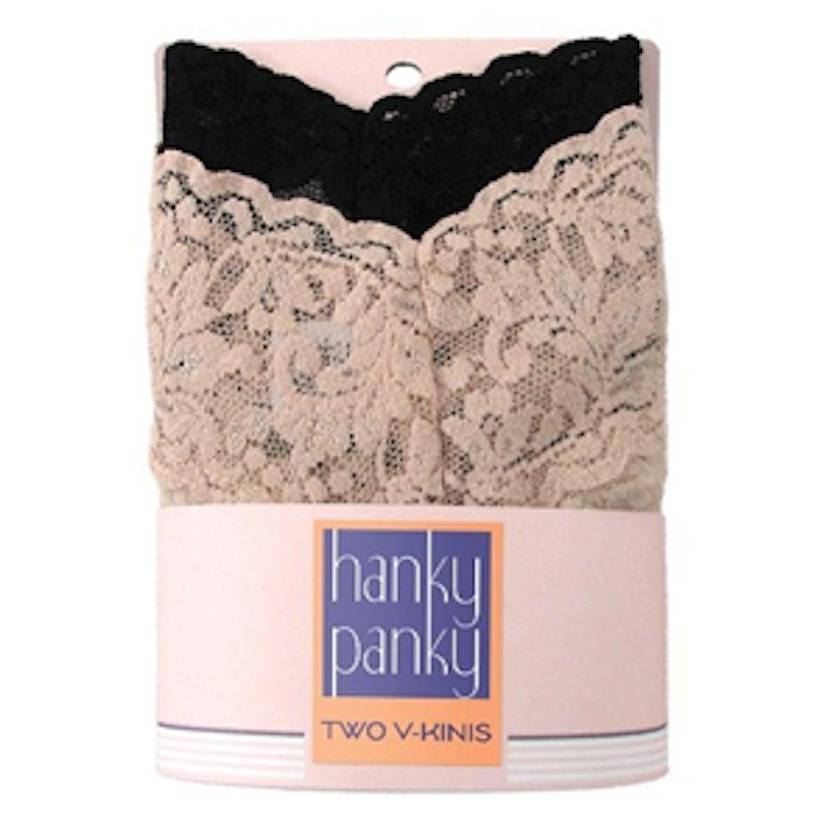 2 Pack V-Kini Panties