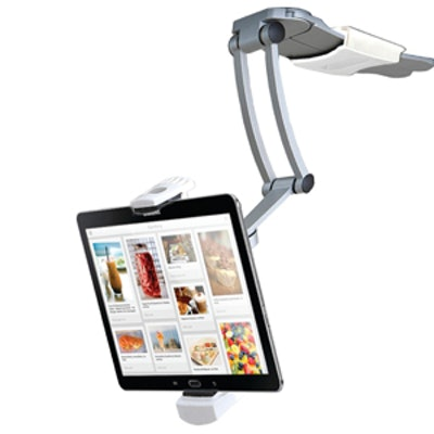 2-in-1 Kitchen Mount for iPad