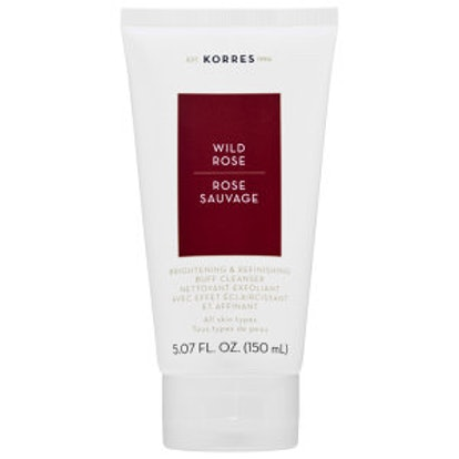 Wild Rose Daily Brightening & Refining Buff Cleanser