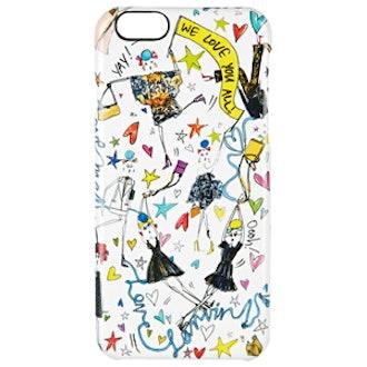 Printed iPhone Case