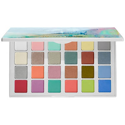 Modern Watercolors Eyes Palette
