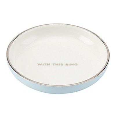 Take The Cake Ring Dish