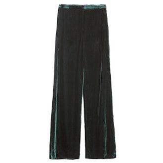 Studio Velvet Trousers