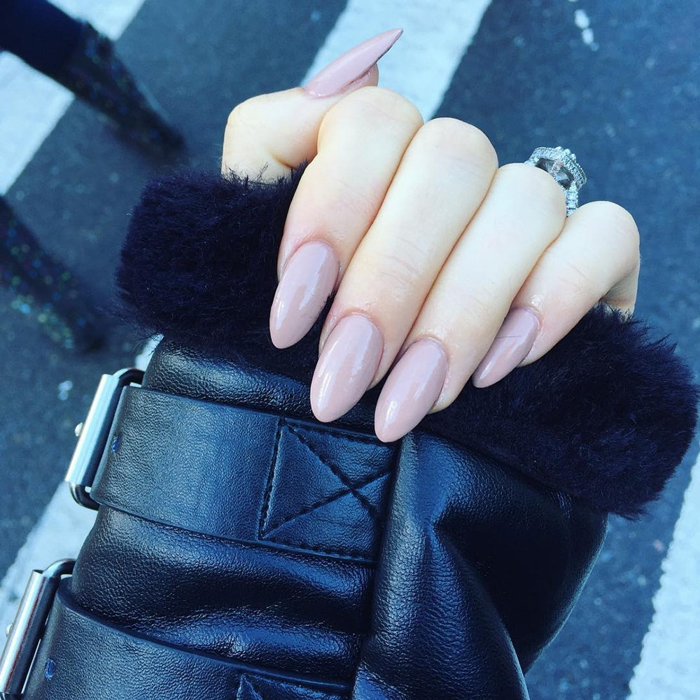The Biggest Nail Trend Of 2016 According To Vogue Is…